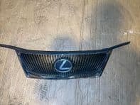 2006 - 2013 LEXUS IS220 IS250 FRONT GRILL / GRIL / GRILLE WITH BADGE + BADGE
